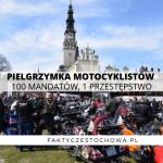 PIELGRZYMKA MOTOCYKLISTÓW