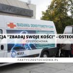 """AKCJA """"ZBADAJ SWOJE KOŚCI"""" – OSTEOBUS"""