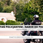 ZOSTAŃ POLICJANTEM – NABÓR DO POLICJI